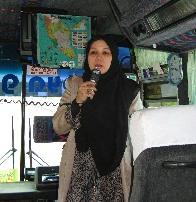 Tour Guide - Azlina Mohidin