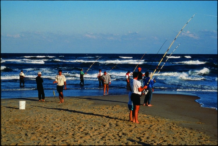 North carolina outer banks adventures for Fishing outer banks nc