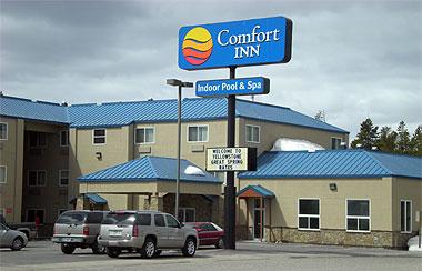 West Yellowstone Comfort Inn