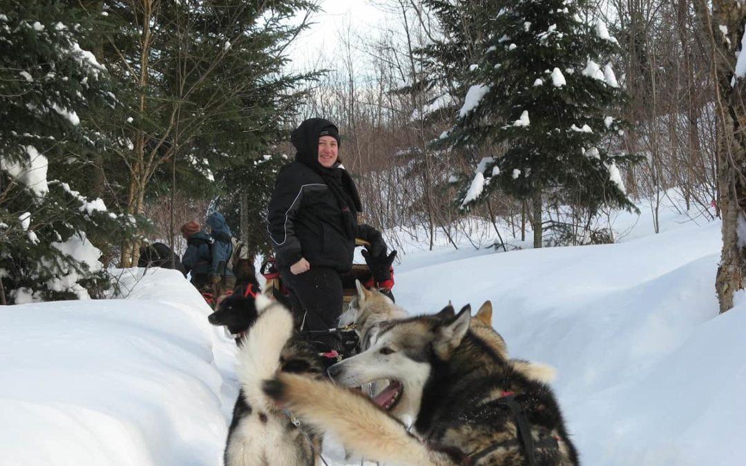 Quebec by Dog Sled
