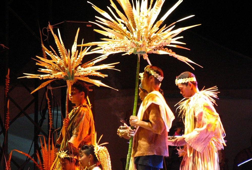 Music in the Rainforest – Sarawak Cultural Village in Malaysia