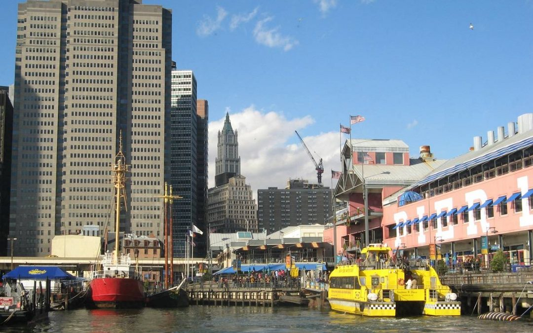 South Street Seaport – New York City
