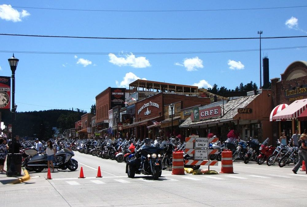 Sturgis Bike Rally – South Dakota