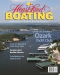 Heartland Boating magazine, May 2011 cover