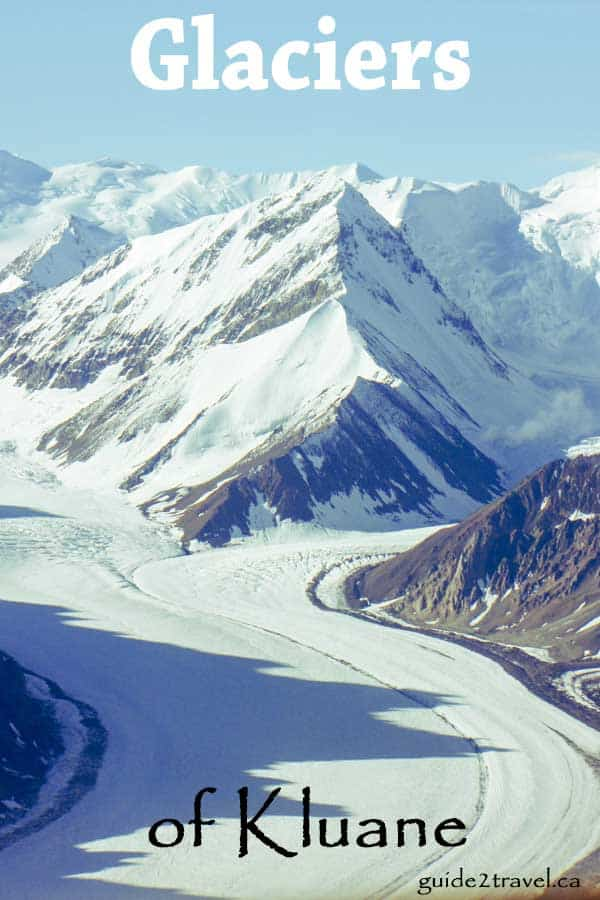 Glaciers of Kluane in the Yukon