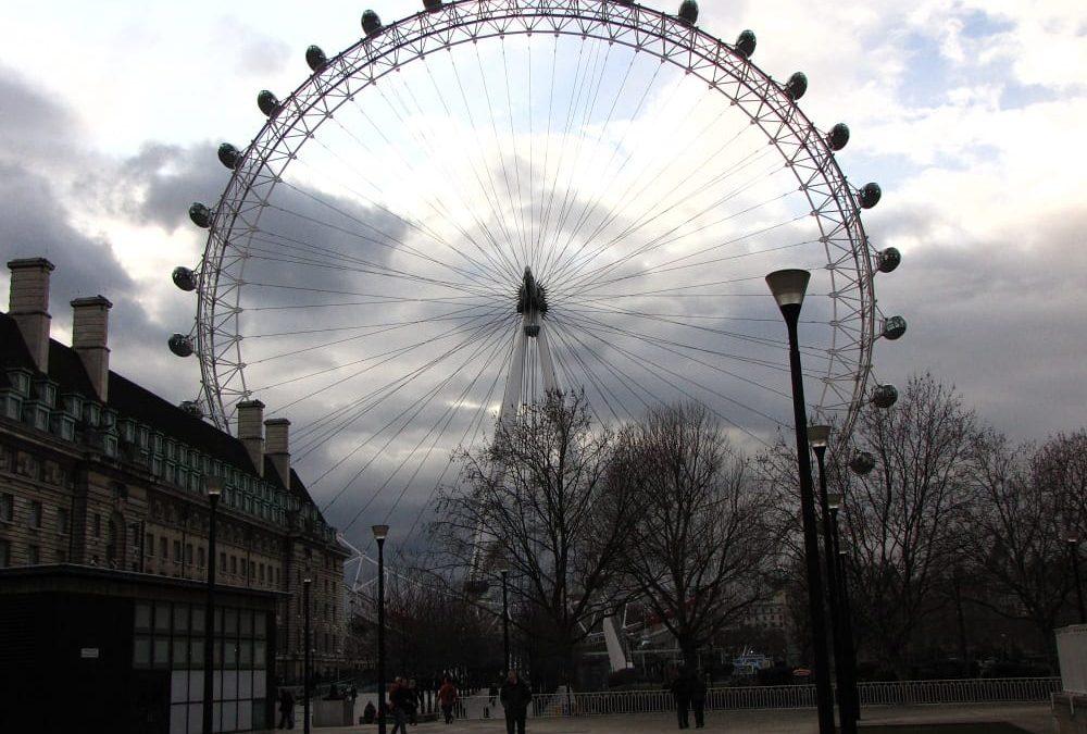 London Eye–London Landmark & Biggest Attraction