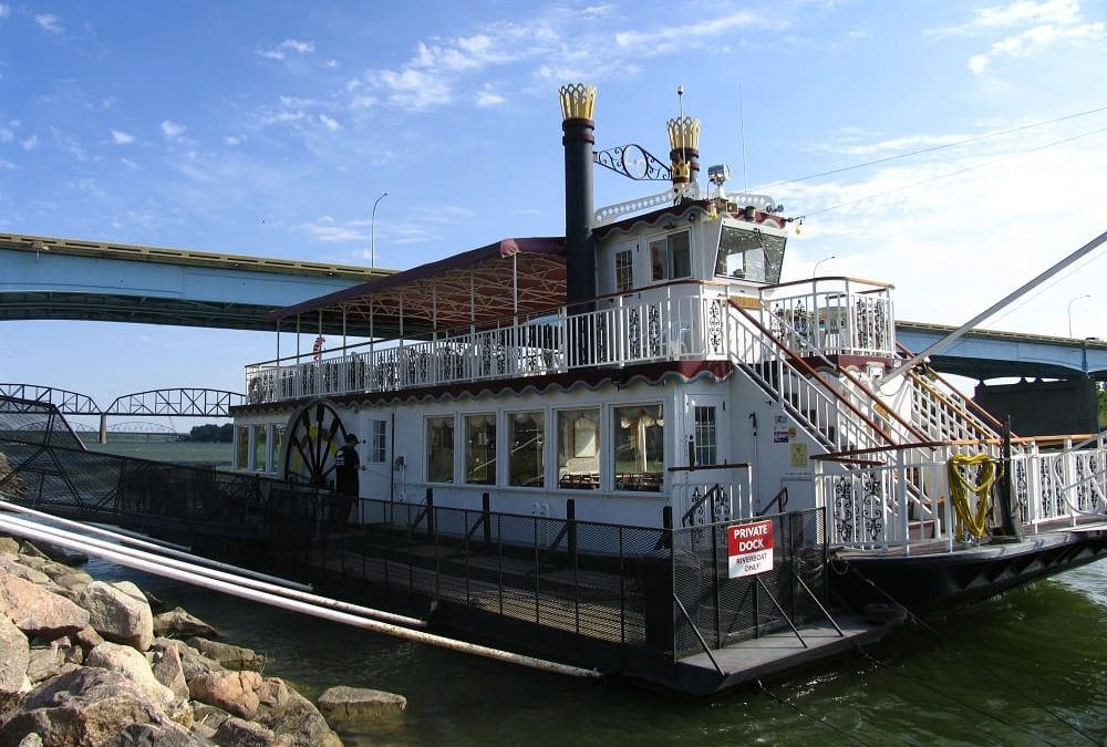 Lewis & Clark Riverboat–the Last Riverboat on the Upper Missouri