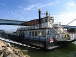 Lewis & Clark Riverboat in Bismarck, North Dakota