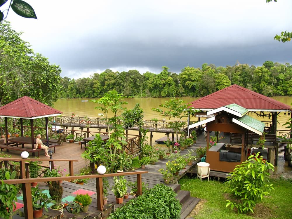 Experience the Rainforest at Batang Ai Longhouse Resort in Sarawak, Malaysia