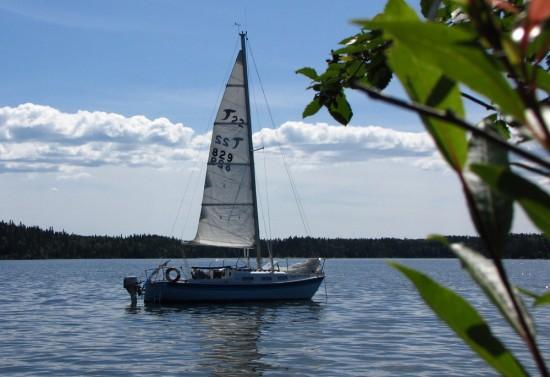 Amisk Lake, Manitoba