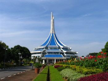 Kuching South City Hall.