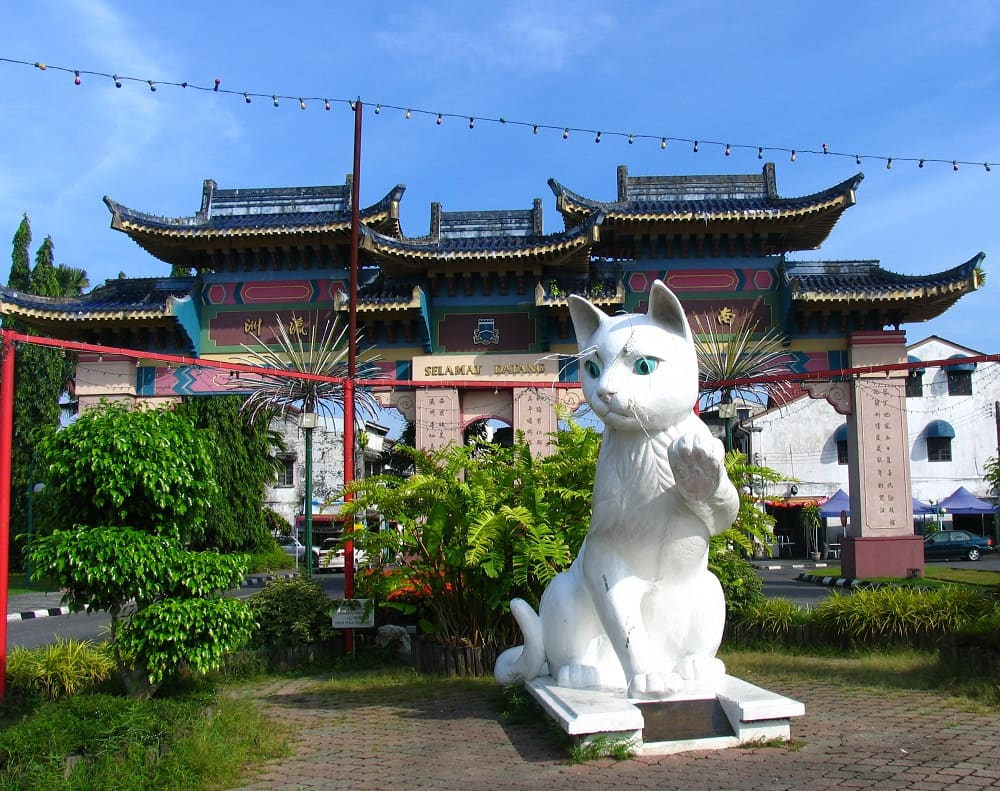 Favorite Cities–Kuching–The City of Cats