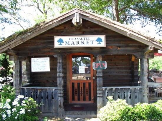 Old Sautee Market