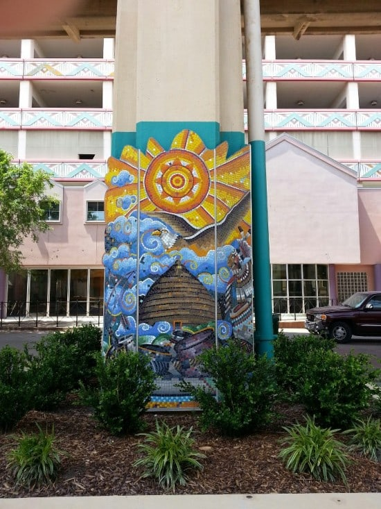 Public art in Shreveport