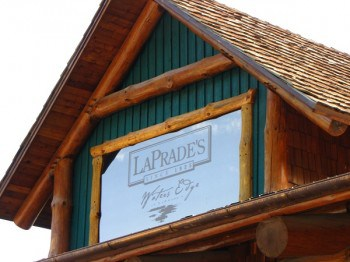 LaPrade's Marina on Lake Burton, GA