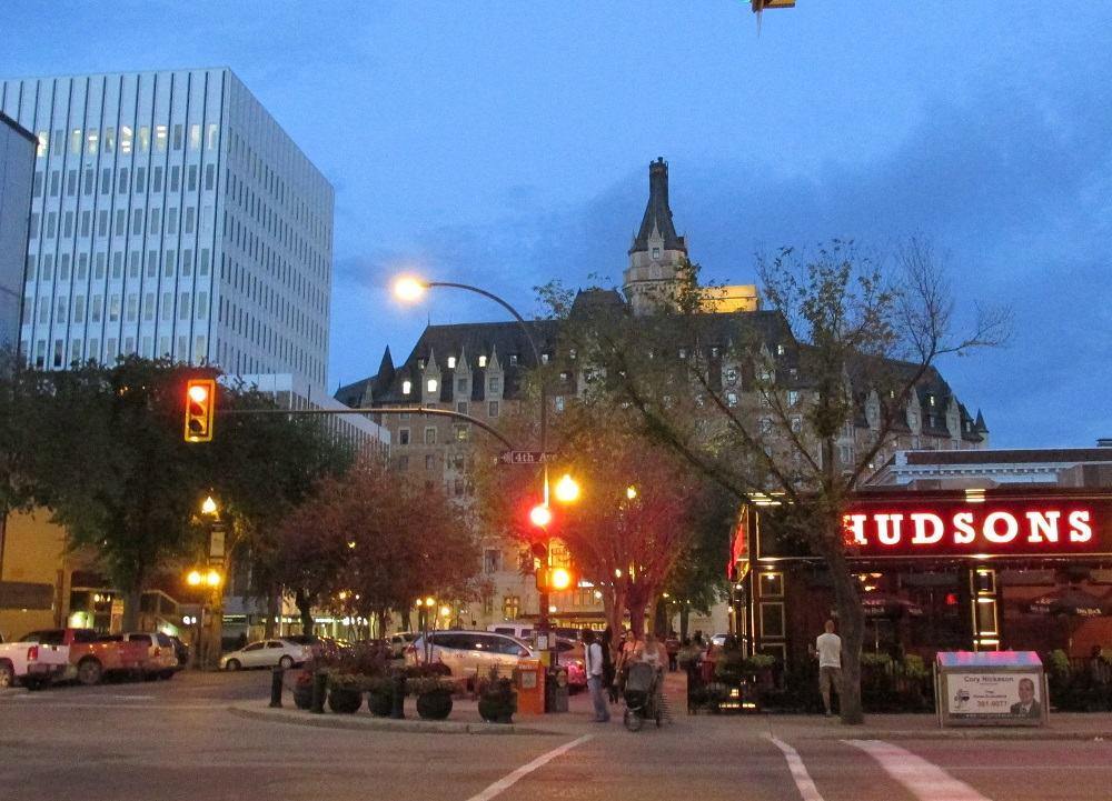 Delta Bessborough Saskatoon Saskatchewan Hotel Review