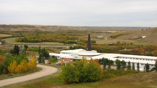 Lumsden, Saskatchewan – St. Michael's Retreat – Friday Feature Photos