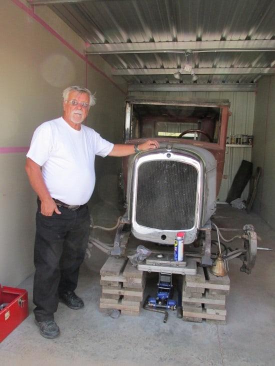 Derby car restoration