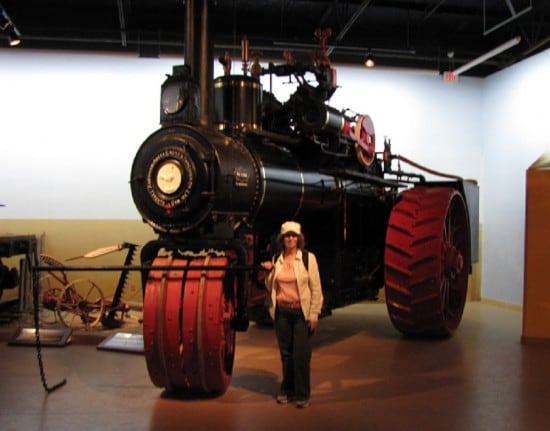 American-Abell Steam Traction Engine