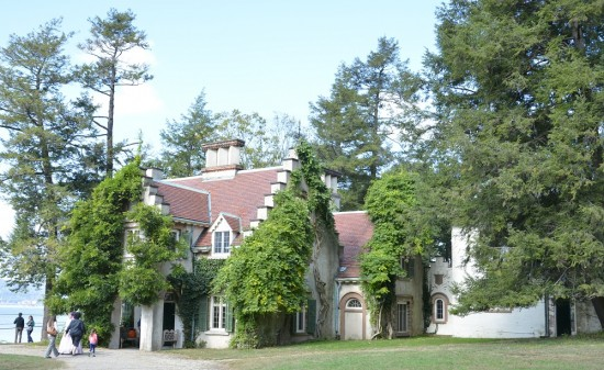 Sunnyside, Washington Irving's home