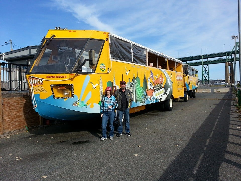 A Tour of Boston Harbor With the Super Duck Tour–Friday Feature Photos