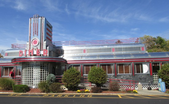 Eveready Diner in Hyde Park, New York.