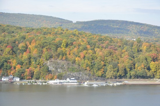Poughkeepsie's Walkway Over the Hudson–Some of the Best 2013 Fall Foliage