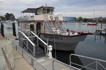 Miss Hampton II Cruise Ship