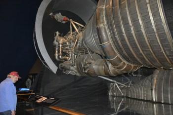 F1 Engine for Saturn V rocket