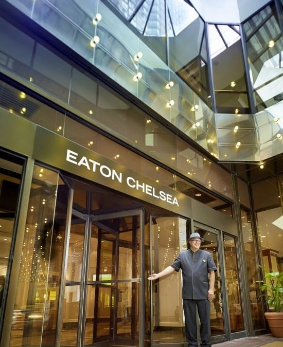 Enjoying the best of downtown Toronto–a Superconference, Shopping, and the Eaton Chelsea Hotel