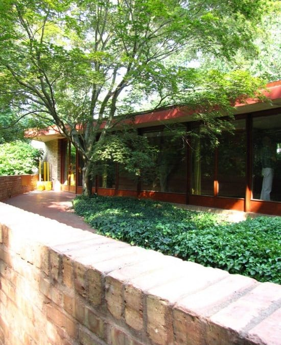Frank Lloyd Wright Laurent House–Friday Feature Photos
