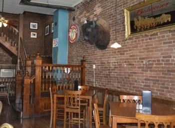 Interior of the Bumpin Buffalo