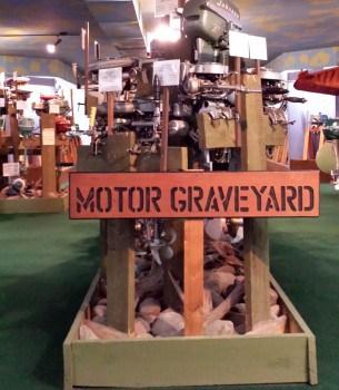 Motor graveyard