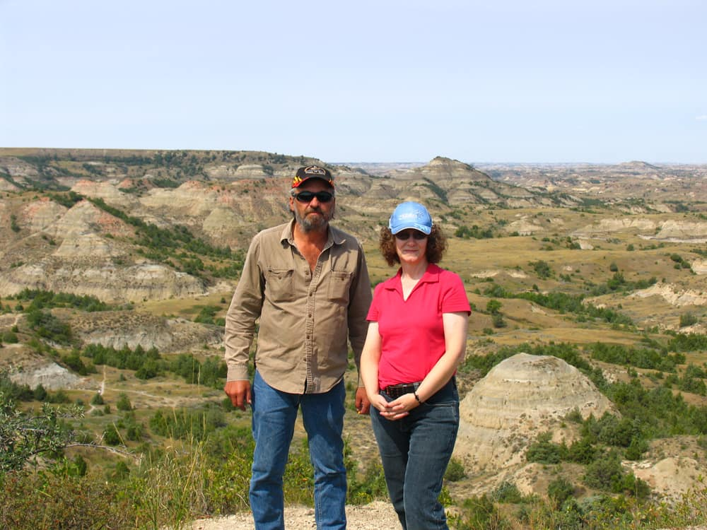 Hiking Theodore Roosevelt National Park–North Dakota
