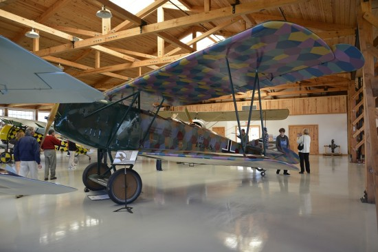 World War I era plane.