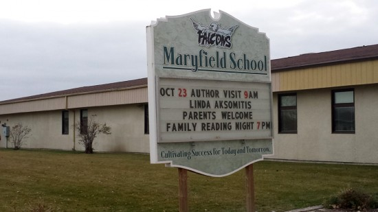 Maryfield School