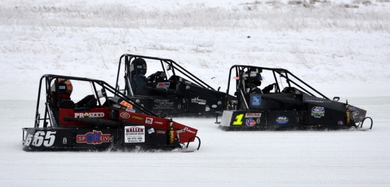 Outlaw 600 snowmobile class