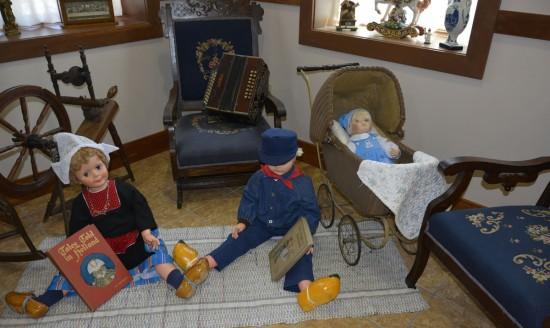 Dutch children's toys