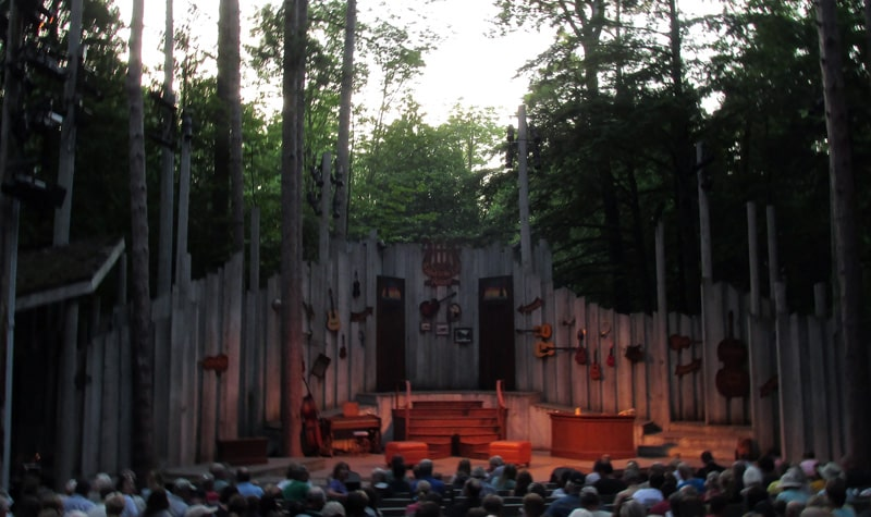 Things to do in Wisconsin: Door Shakespeare Theatre & Northern Sky Theater Outdoors