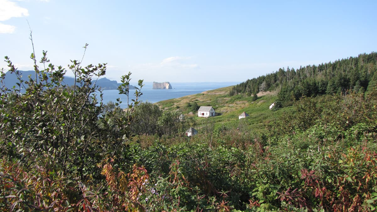 Quebec, Canada — Visit Percé Rock — And One of the World's Largest Bird Sanctuaries