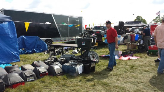 Swap Meet at Haydays
