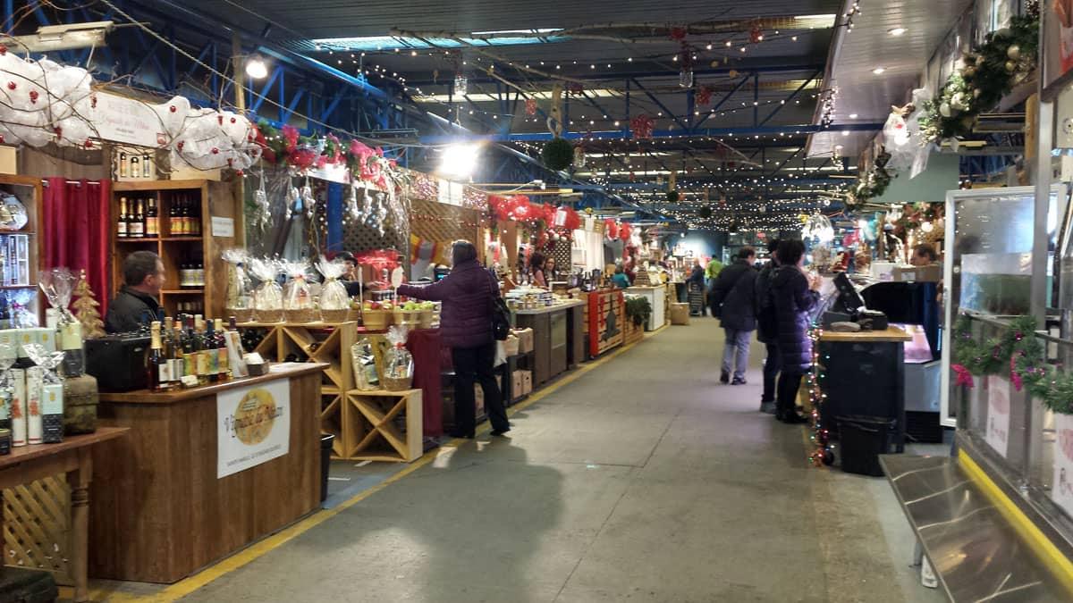 Quebec Farmers Market