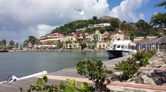 Marigot Bay Harbor