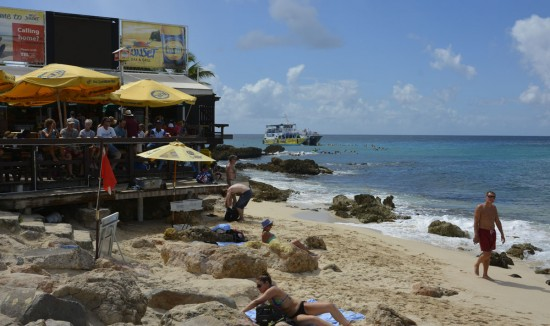 Maho Beach on St. Maarten