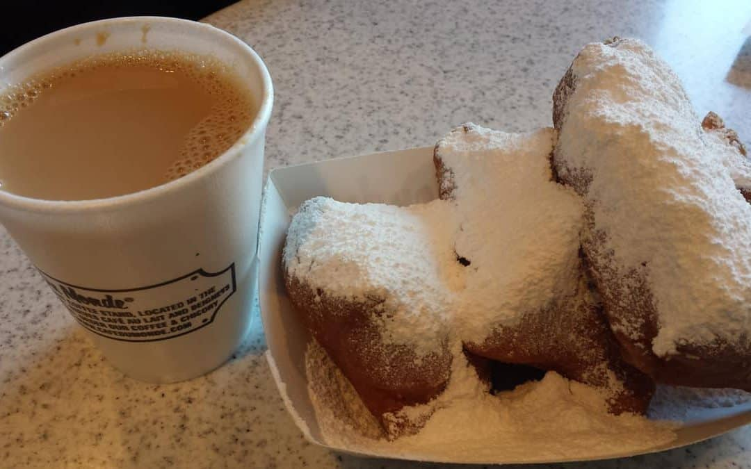 A Taste of New Orleans: Can you identify this sweet treat?