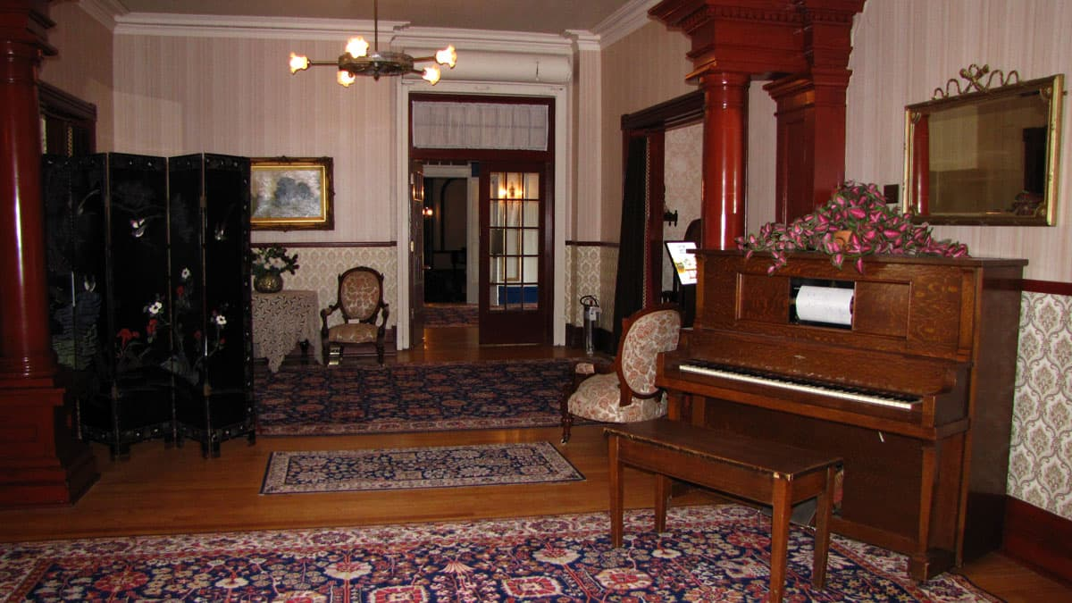 Who Was Jocko, a Former Resident of Regina's Government House?