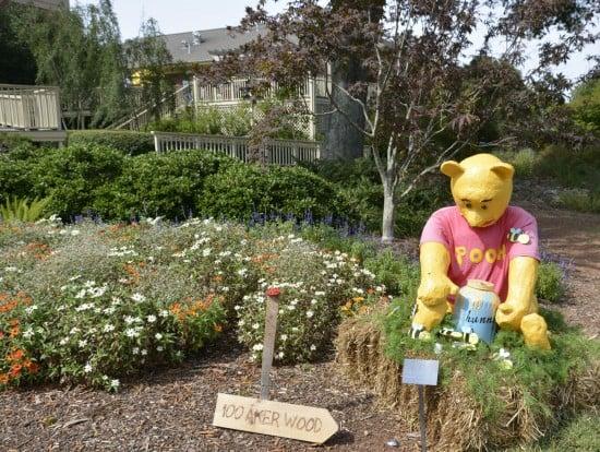 Huntsville Botanical Garden Storybook Garden