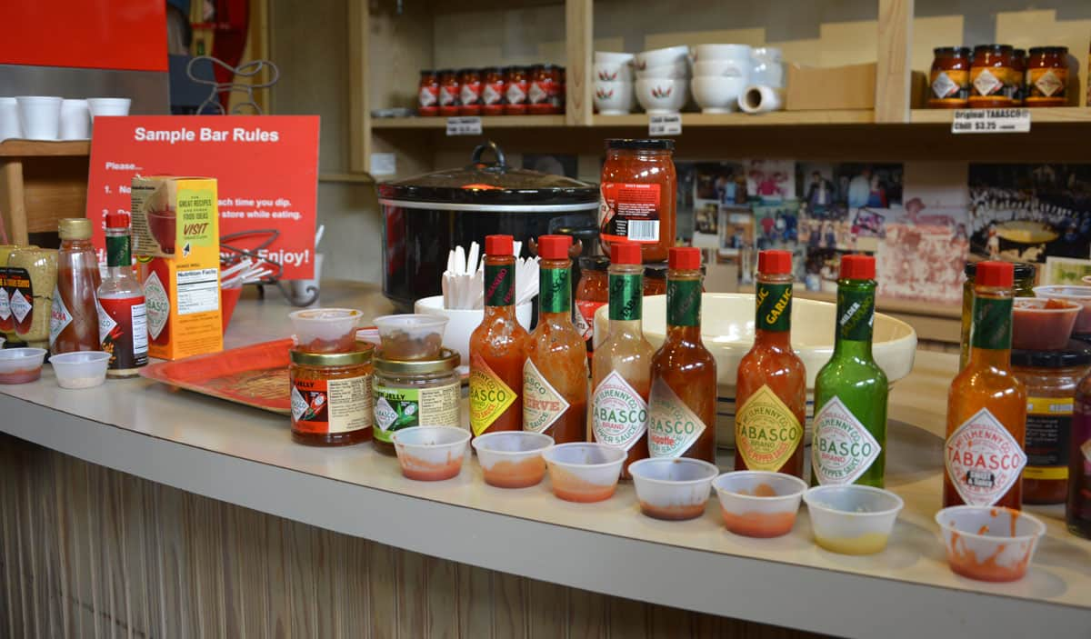 Tabasco products