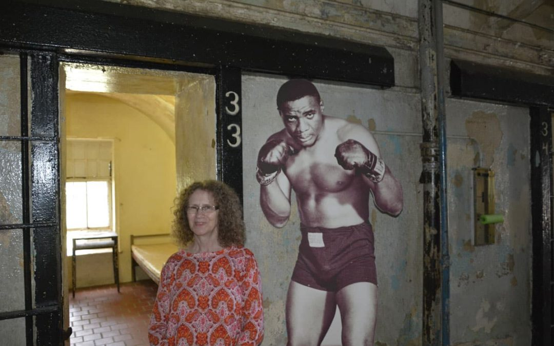 What Famous 1950s Boxer Learned his Sport at Missouri State Penitentiary?