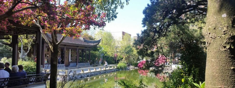 April Showers Bring May Flowers — Gardens to Visit in the Spring